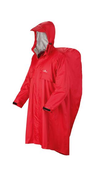 Ferrino Trekker - Chaqueta - 140cm rojo